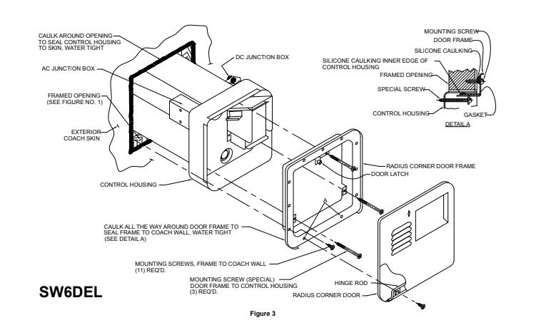suburban water heater wall switch for sw6de water heater